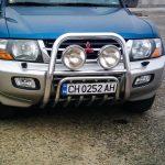 INOX Ролбар 1001