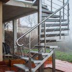 Вита стълба от INOX