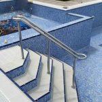 INOX Парапет за басейн
