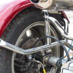 Trike Yamaha